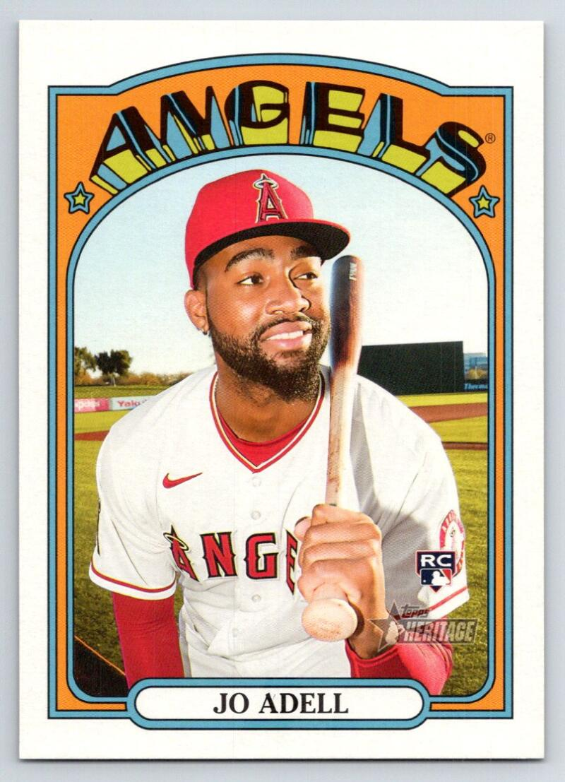 2021 Topps Heritage Oversized Box Toppers