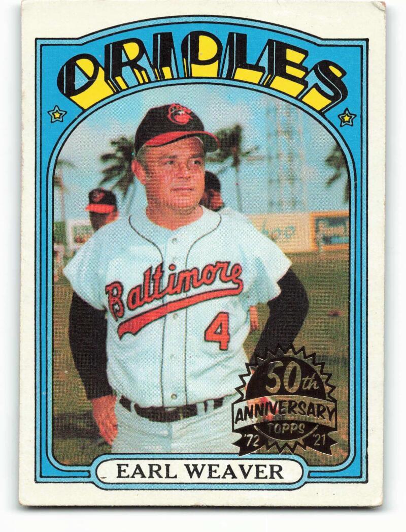 2021 Topps Heritage 1972 Topps Baseball Original Buybacks