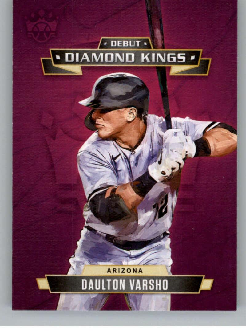 2021 Panini Diamond Kings Debut Diamond Kings
