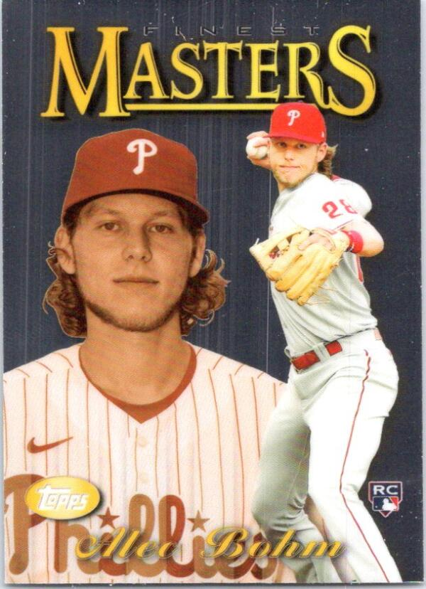 2021 Topps Finest 1997 Topps Finest Masters Refractor