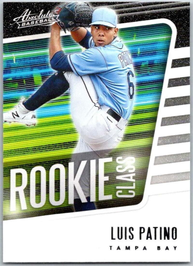 2021 Panini Absolute Rookie Class