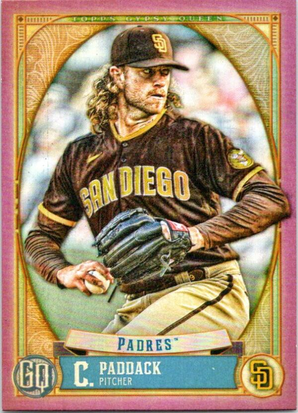2021 Topps Gypsy Queen Mauve