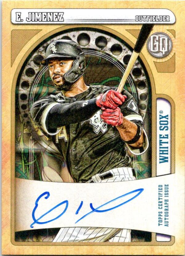 2021 Topps Gypsy Queen Autographs