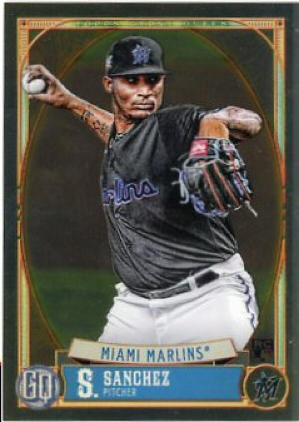 2021 Topps Gypsy Queen Chrome Refractor