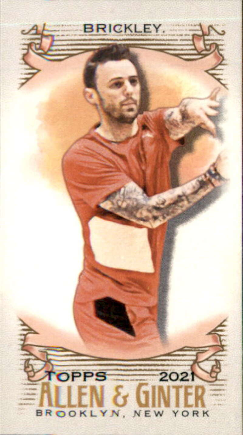 2021 Allen and Ginter  Mini No Number