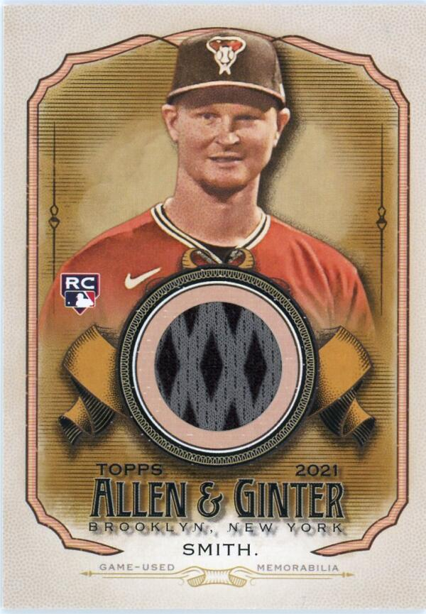 2021 Allen and Ginter  Full-Size Relics