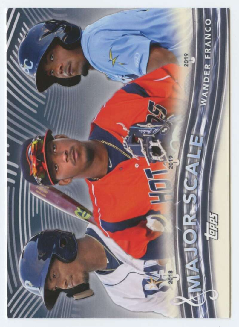 2021 Topps Pro Debut Major Scale