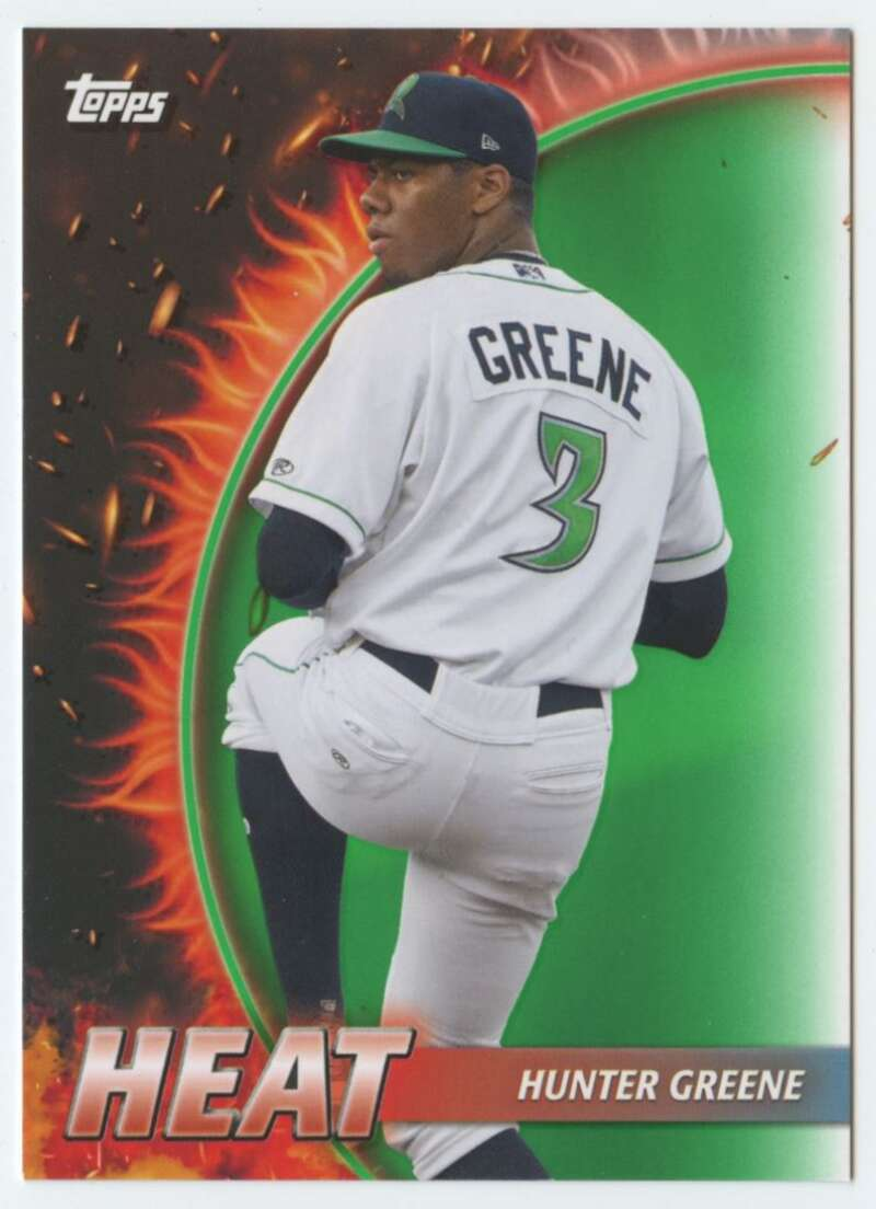2021 Topps Pro Debut The Cogeneration Green