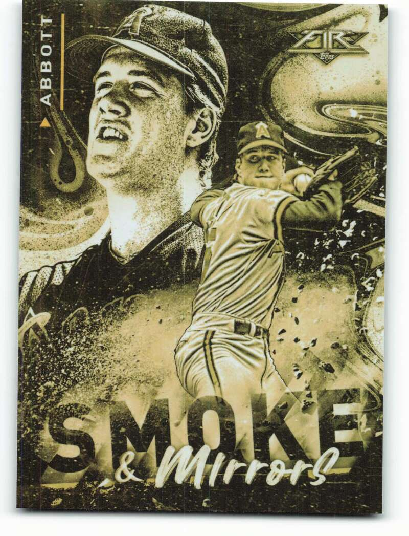 2021 Topps Fire Smoke and Mirrors