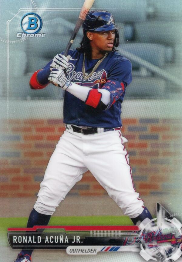 2021 Bowman Sterling Recollections Refractor
