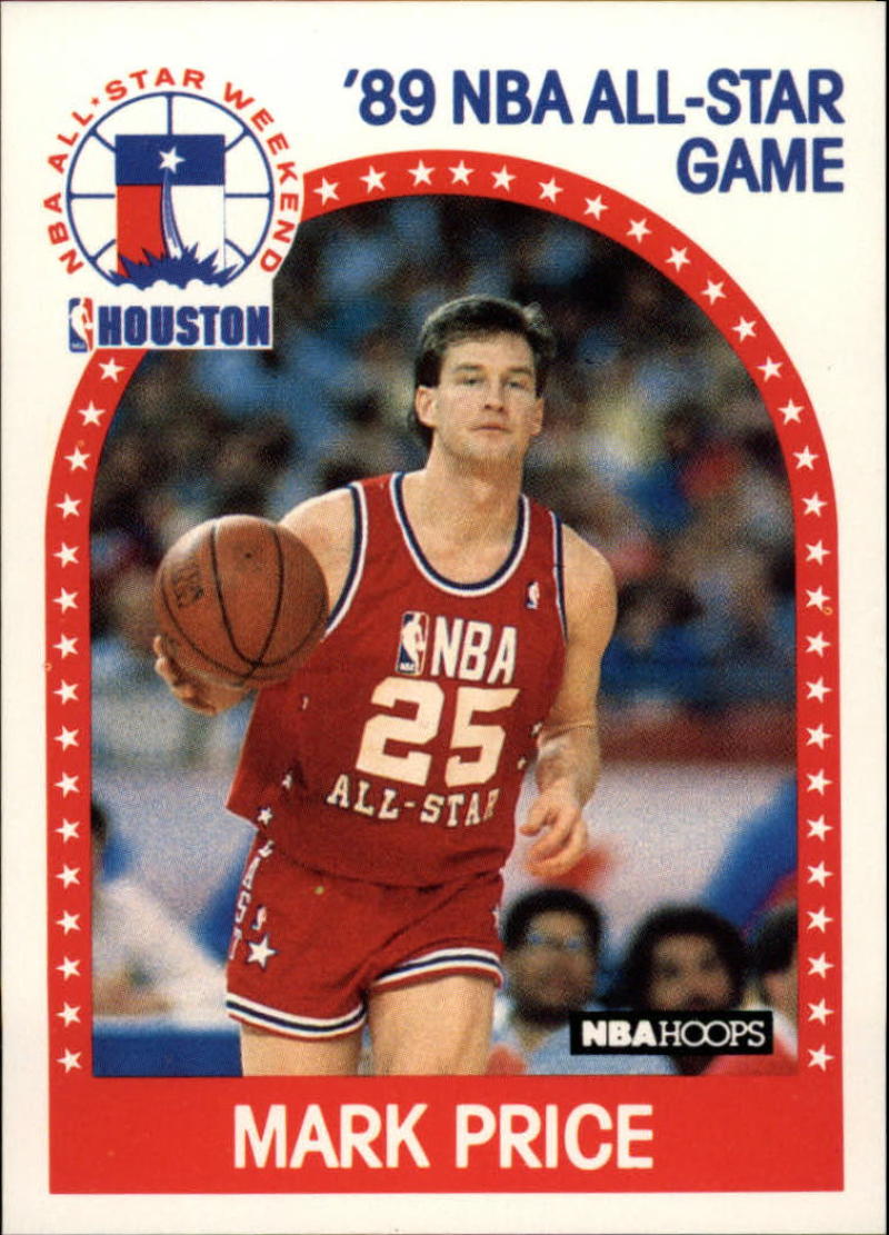1989-90 Hoops #28 Mark Price NM-MT AS