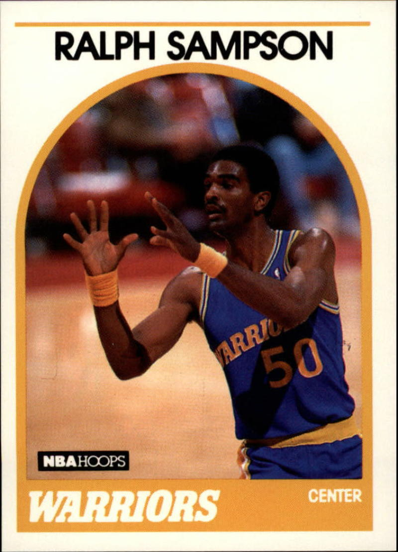 1989-90 Hoops #39 Ralph Sampson NM-MT