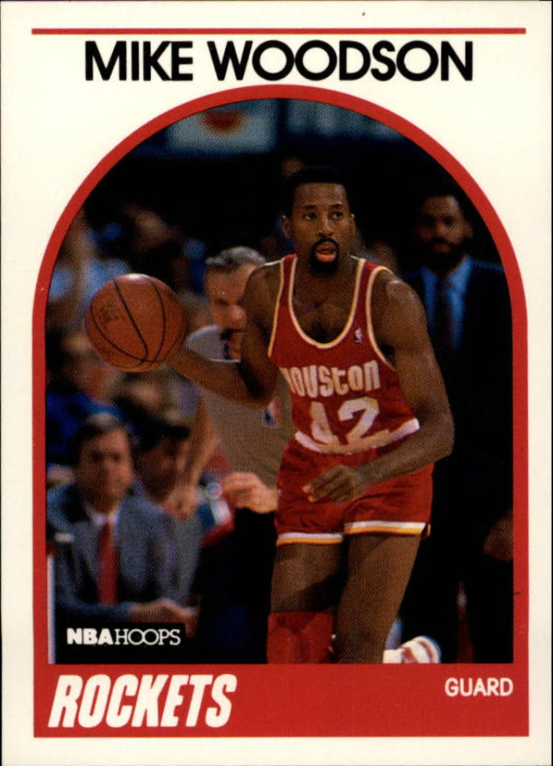 1989-90 Hoops #49 Mike Woodson NM-MT