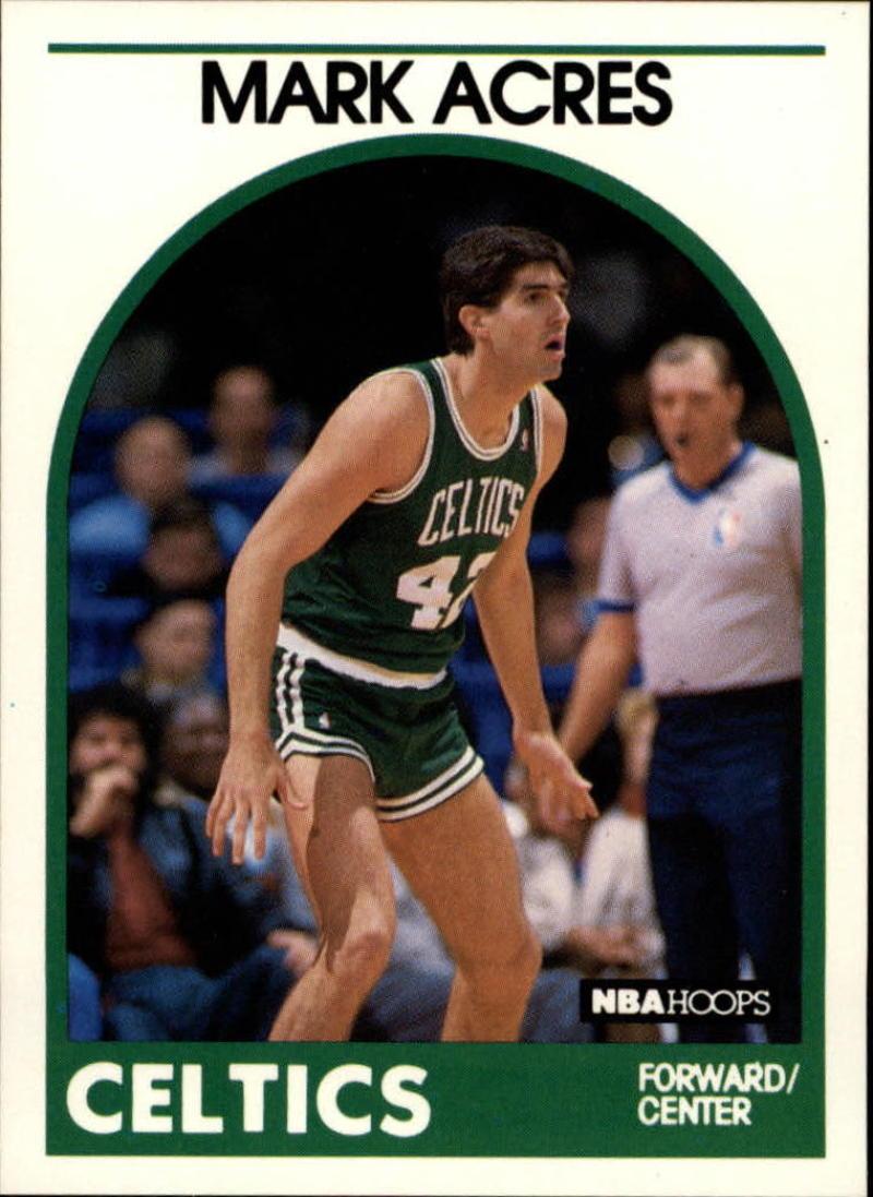 1989-90 Hoops #73 Mark Acres NM-MT SP