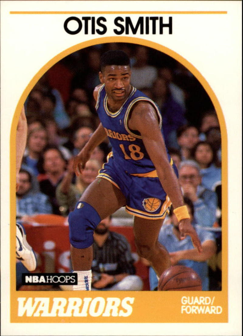 1989-90 Hoops #86 Otis Smith NM-MT RC Rookie SP
