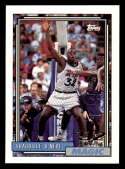 1992-93 Topps #362 Shaquille O'Neal NM RC Rookie