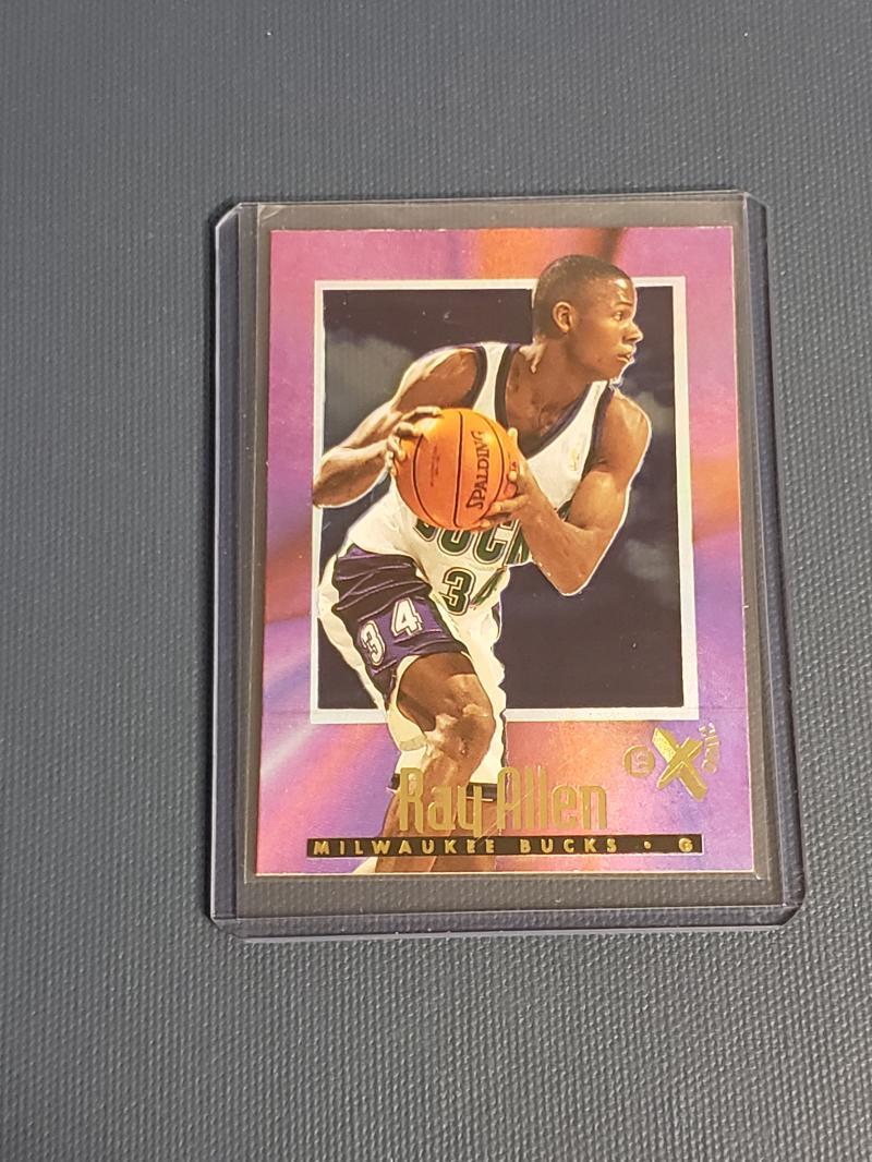 1996-97 E-X2000 #37 Ray Allen NM-MT RC Rookie