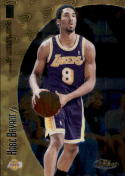1998-99 Topps Finest Mystery Finest #M37 Allen Iverson / Kobe Bryant - Philadelphia 76ers / Los Angeles Lakers NM-MT NBA