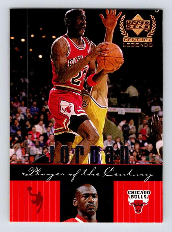 1999-00 Upper Deck Century Legends #88 Michael Jordan NM Near Mint