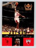 1999-00 Upper Deck Century Legends #83 Michael Jordan NM Near Mint