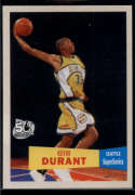 2007-08 Topps 1957-58 Variations #112 Kevin Durant NM-MT Supersonics