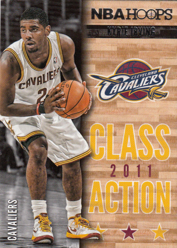 2013-14 Panini Hoops Class Action #2 Kyrie Irving NM-MT Cleveland Cavaliers Official NBA Basketball Card
