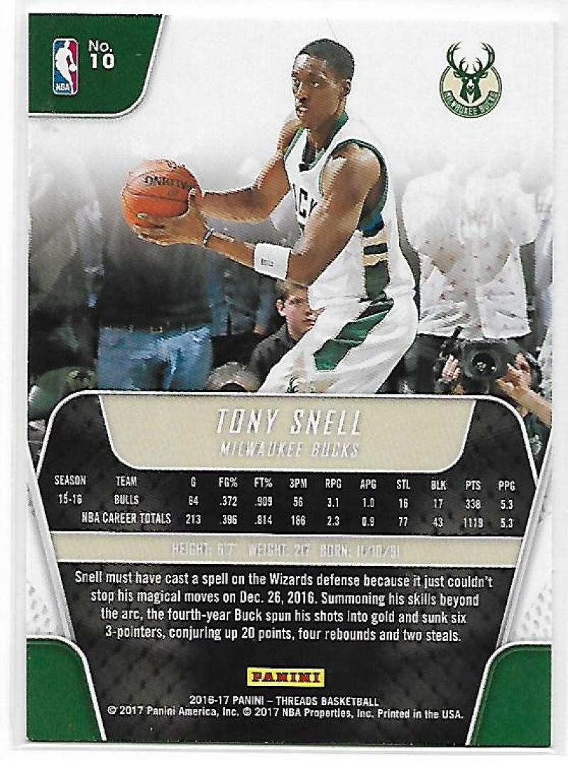 2016-17-Panini-Threads-Basketball-Base-and-RC-Cards-Choose-Card-039-s-1-200 thumbnail 12