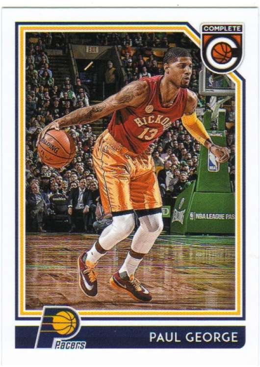 2016-17 Panini Complete Basketball #238 Paul George Indiana Pacers  Official NBA Trading Card