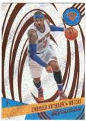 2016-17 Revolution Basketball #5 Carmelo Anthony New York Knicks