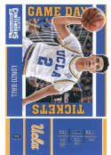 2017-18 Panini Contenders Draft Picks Game Day Tickets #2 Lonzo Ball UCLA Bruins