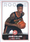 2017-18 Panini Stickers #20 John Collins Atlanta Hawks