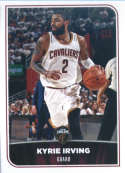 2017-18 Panini Stickers #75 Kyrie Irving Cleveland Cavaliers