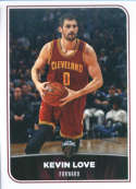 2017-18 Panini Stickers #76 Kevin Love Cleveland Cavaliers