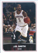 2017-18 Panini Stickers #77 J.R. Smith Cleveland Cavaliers