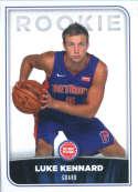 2017-18 Panini Stickers #92 Luke Kennard Detroit Pistons