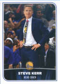 2017-18 Panini Stickers #217 Steve Kerr Golden State Warriors