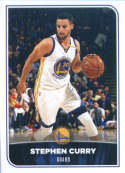 2017-18 Panini Stickers #218 Stephen Curry Golden State Warriors
