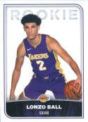 2017-18 Panini Stickers #257 Lonzo Ball Los Angeles Lakers