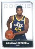 2017-18 Panini Stickers #368 Donovan Mitchell Utah Jazz