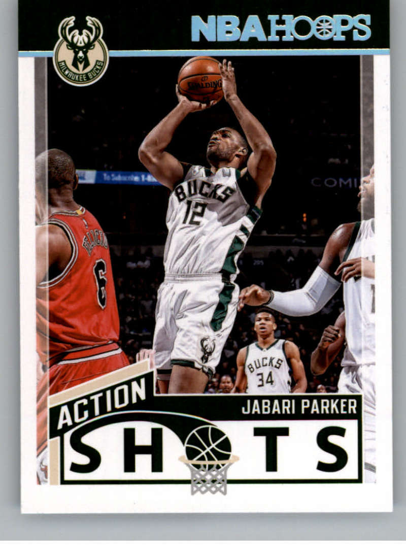 2017-18 Panini Hoops Action Shots