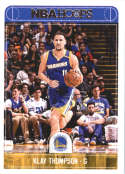 2017-18 NBA Hoops #238 Klay Thompson Golden State Warriors  Official Basketball Card made by Panini
