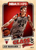 2017-18 Panini Hoops Class of 2017 #7 Lauri Markkanen Chicago Bulls