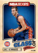 2017-18 Panini Hoops Class of 2017 #12 Luke Kennard Detroit Pistons
