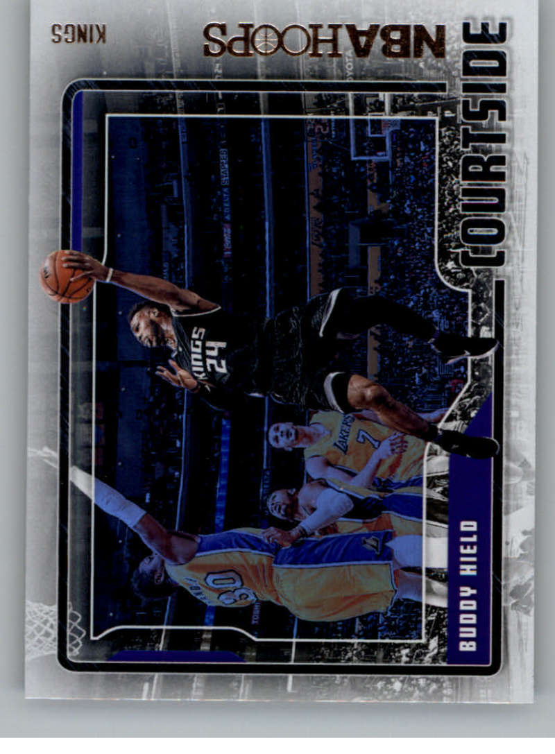 2017-18 Panini Hoops Courtside