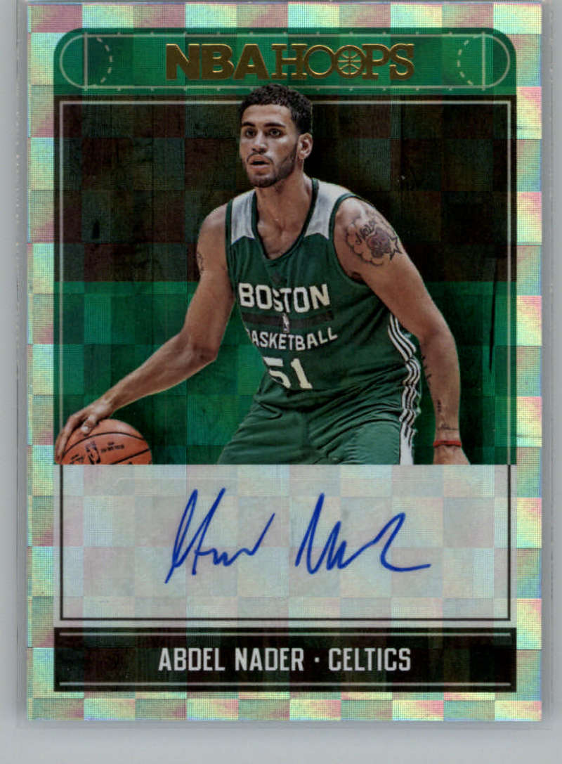 2017-18 Panini Hoops Rookie Autographs
