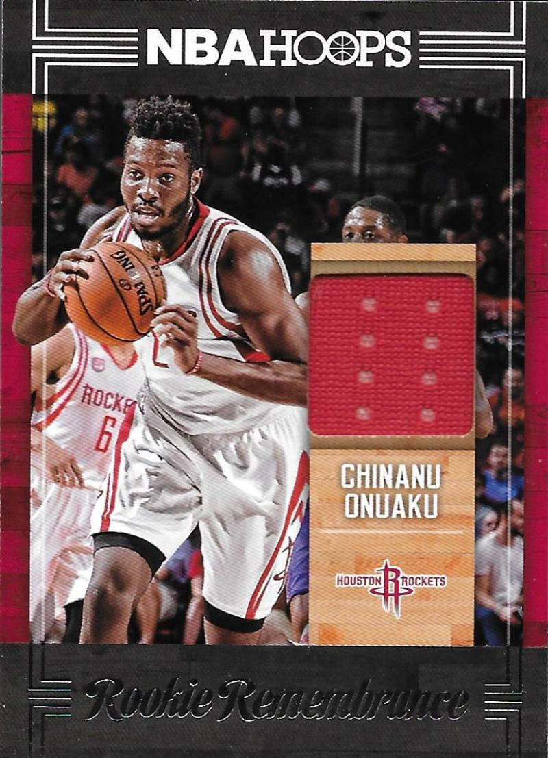 2017-18 Panini Hoops Rookie Remembrance