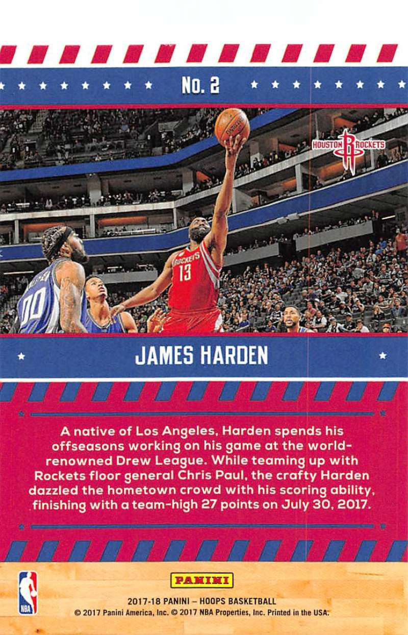 2017-18-Panini-Hoops-Special-Delivery-Basketball-Cards-Pick-From-List thumbnail 4