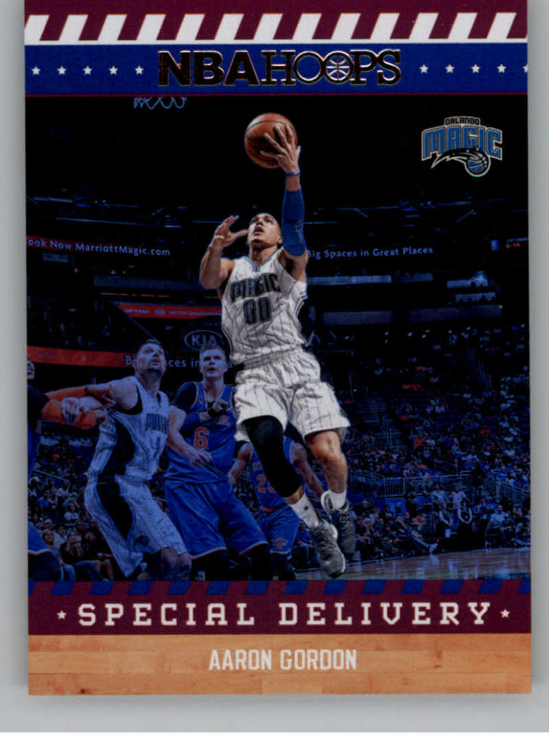 2017-18 Panini Hoops Special Delivery