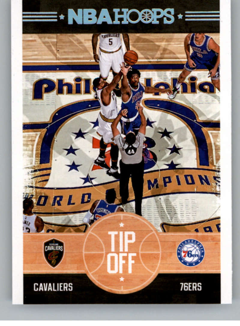 2017-18 Panini Hoops Tip-Off
