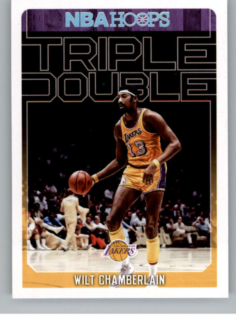 2017-18 Panini Hoops Triple Double